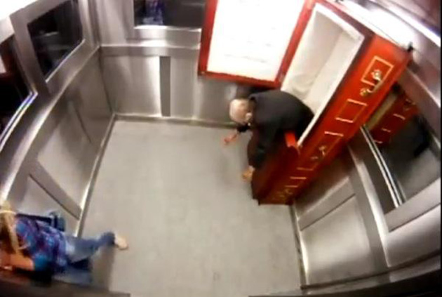 kist in lift