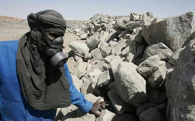 niger uranium mali