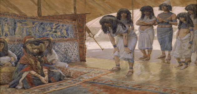 Tissot_Sarai_Is_Taken_to_Pharaoh's_Palace